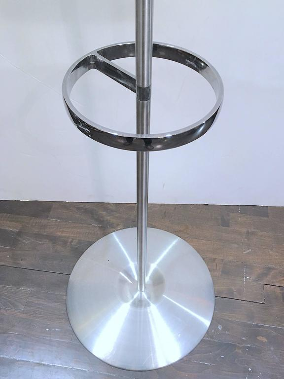 Italian Coat Rack with Integral Umbrella Stand by Alberto Meda For Sale 2