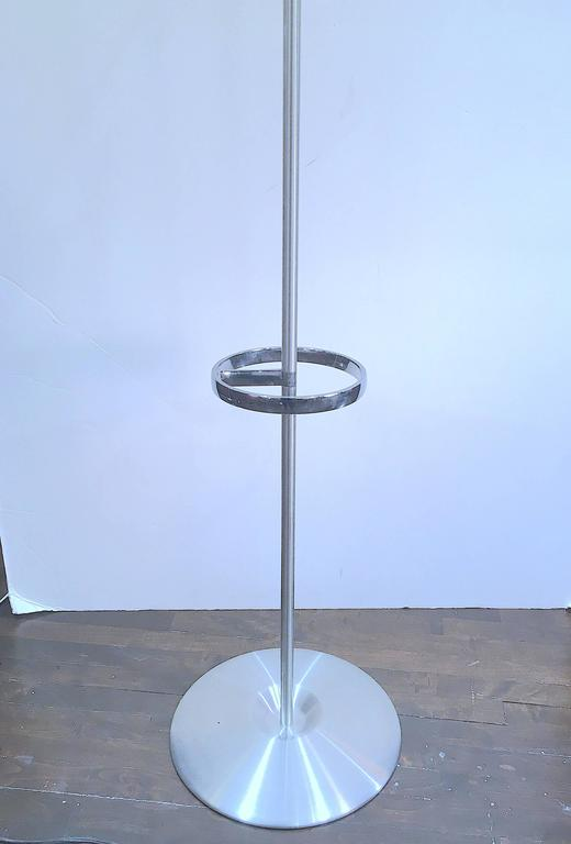 Italian Coat Rack with Integral Umbrella Stand by Alberto Meda For Sale 3