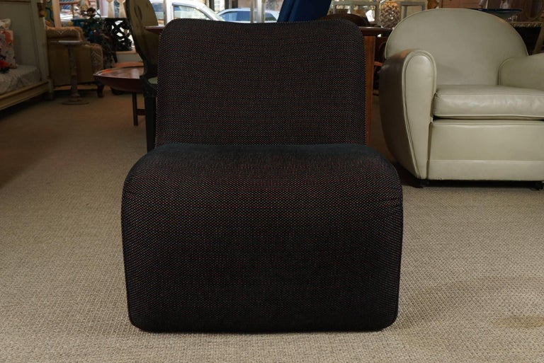Side Chair with a Modern Profile  3
