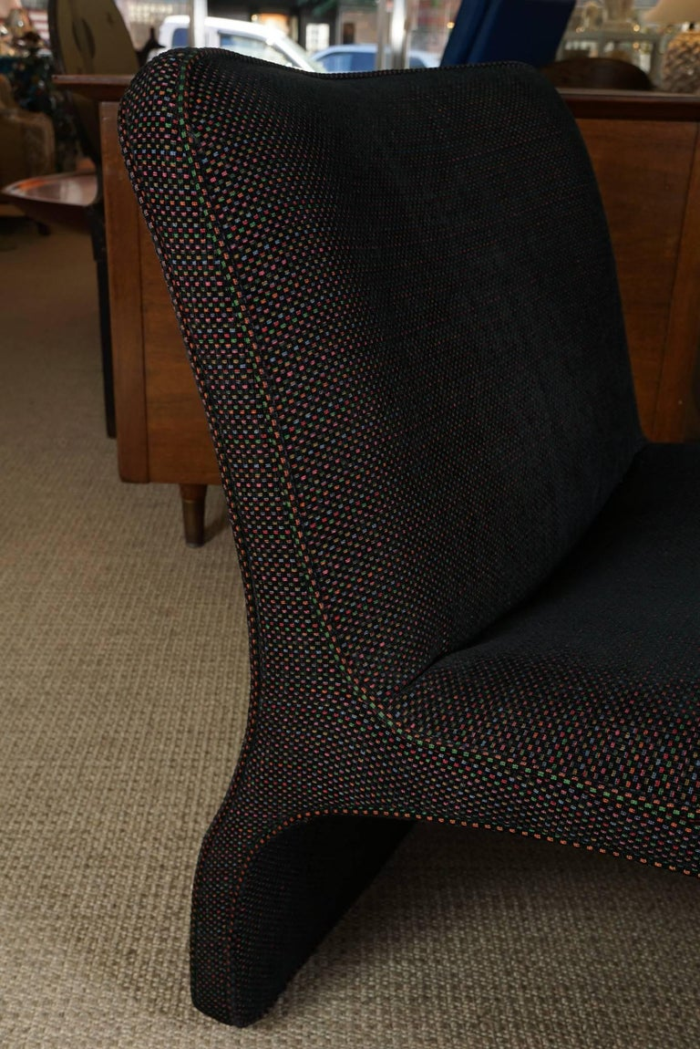 Side Chair with a Modern Profile  6