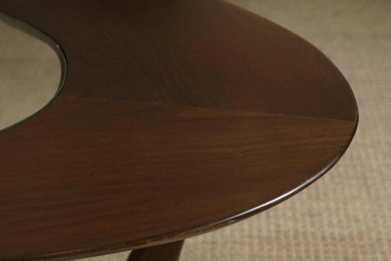 Adrian Pearsall Coffee Table in Custom Walnut 5