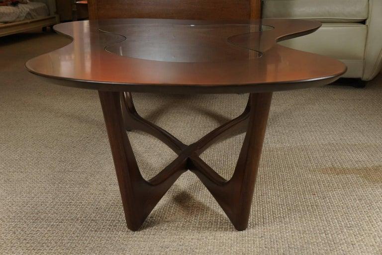 Adrian Pearsall Coffee Table in Custom Walnut 6
