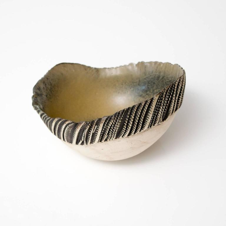 Scandinavian Modern Bowl by Bengt Berglund In Excellent Condition For Sale In New York, NY