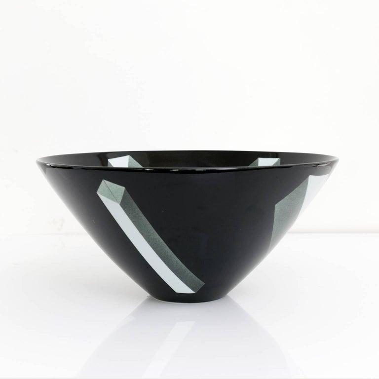 Glazed Scandinavian Modern Porcelain