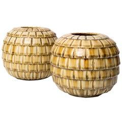 Scandinavian Modern Ceramic Vases by Gertrud Lönegren for Rörstrand
