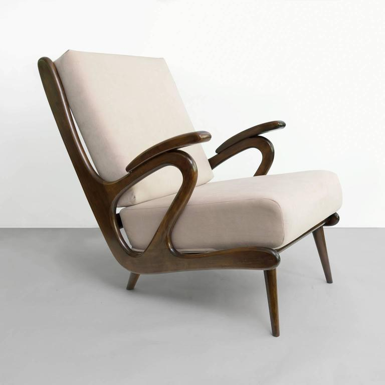 Modern Dutch Furniture. Dutch Mid Century Modern Pair Of B. Spuij\u0027s