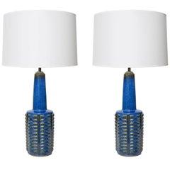 Scandinavian Modern Lamps by Einar Johansen, Soholm, Denmark