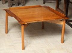 Late 19th Century Teak Coffee Table
