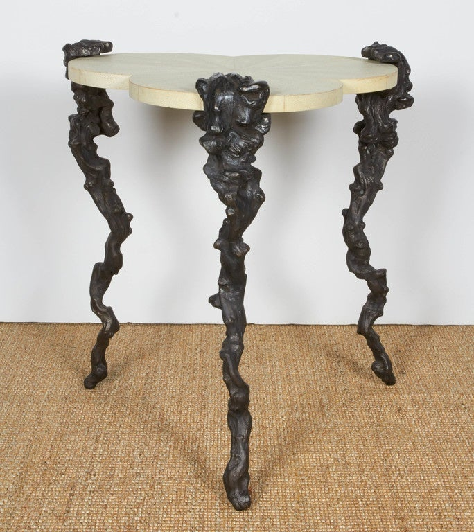 Shagreen Clover Table 2