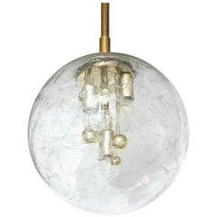 Murano Glass Sphere Pendant