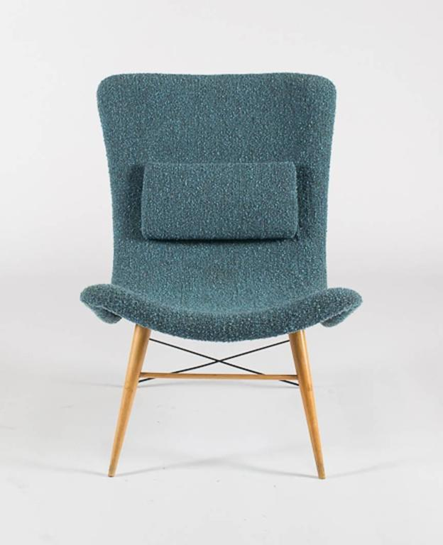 Lounge Chairs by Miroslav Navratil 5