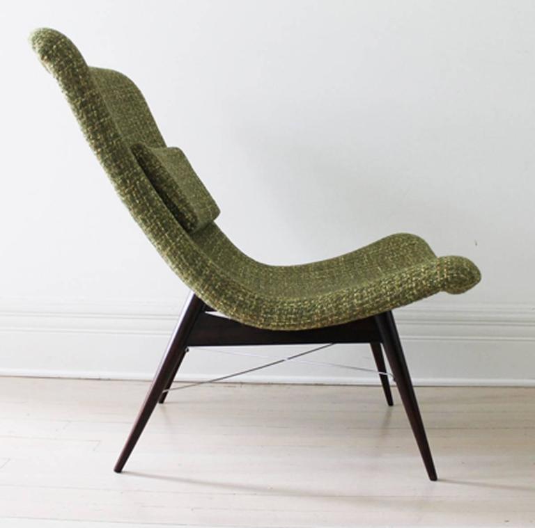 Lounge Chair by Miroslav Navratil 2