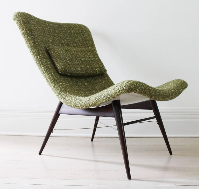 Lounge Chair by Miroslav Navratil 3