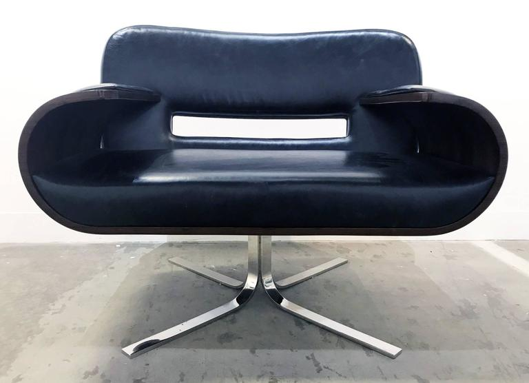 Brazilian Rosewood Lounge Chair by Jorge Zalszupin 2