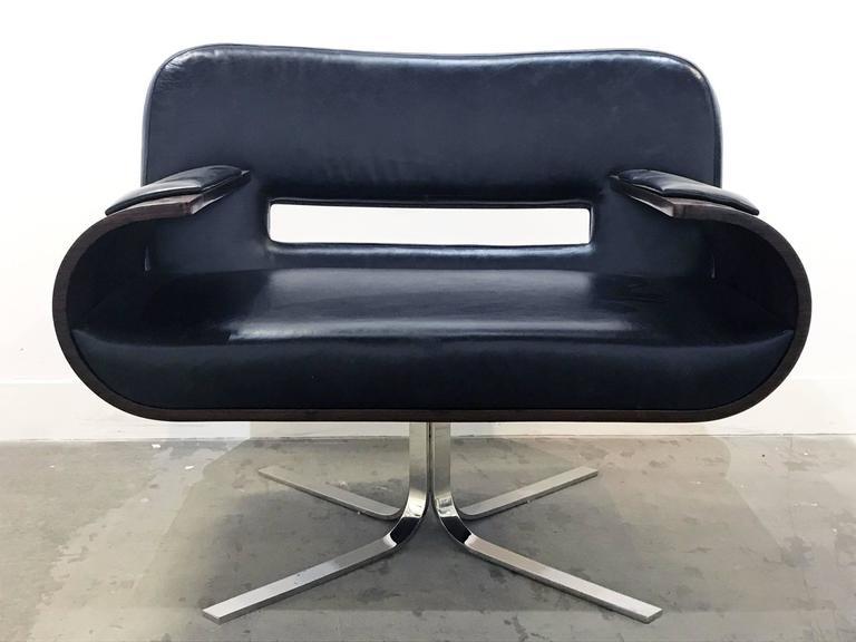 Brazilian Rosewood Lounge Chair by Jorge Zalszupin 5