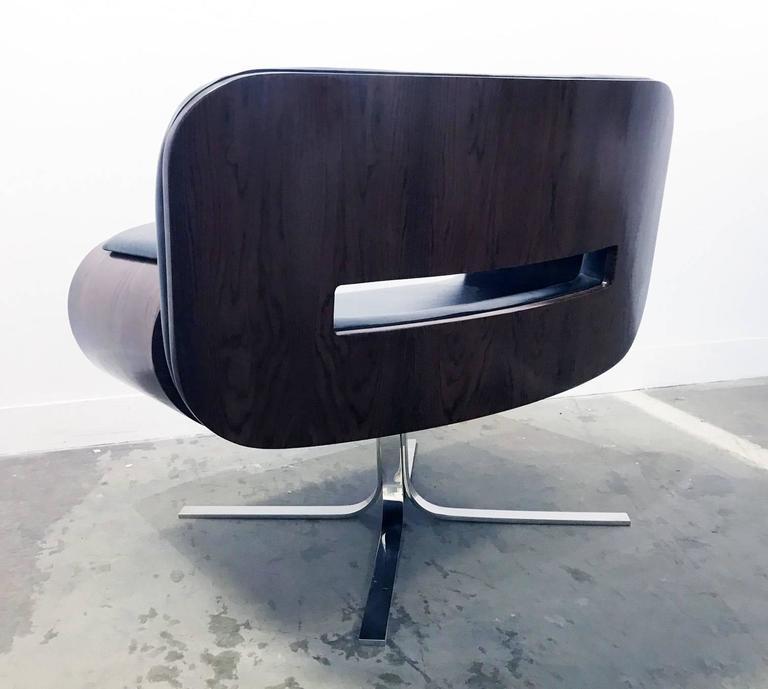 Brazilian Rosewood Lounge Chair by Jorge Zalszupin 6