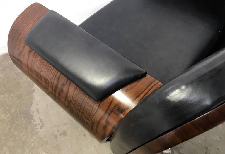 Brazilian Rosewood Lounge Chair by Jorge Zalszupin 7