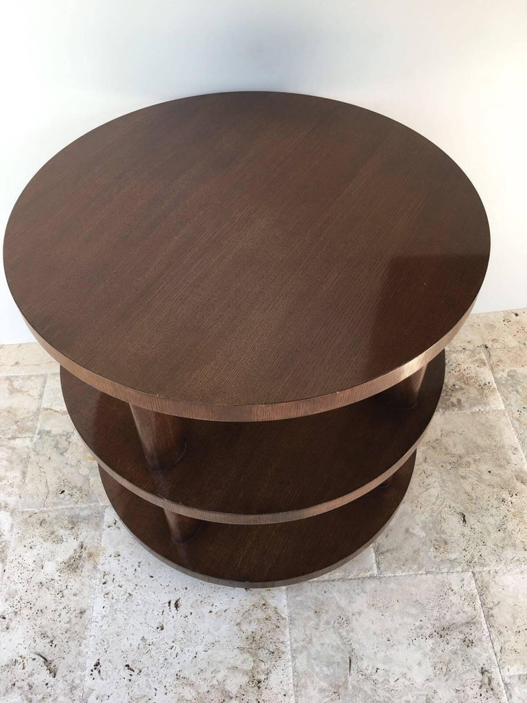 Barbara Barry Occasional Table for Baker In Good Condition For Sale In East Hampton, NY