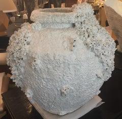 Barnacle and Sea Sponge Encrusted Vessel