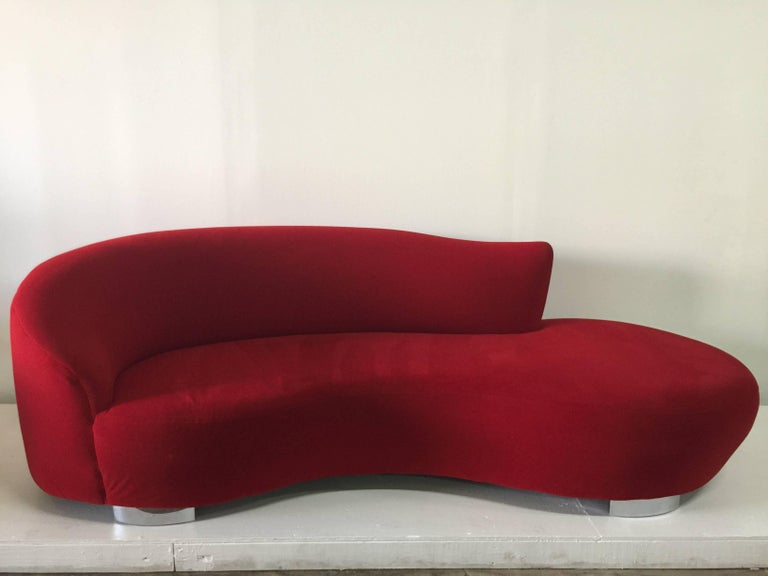 Cloud Sofa by Weiman In Good Condition For Sale In East Hampton, NY