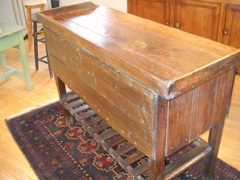 Late 18th Century Food Store Cupboard from a Scottish Kitchen For Sale