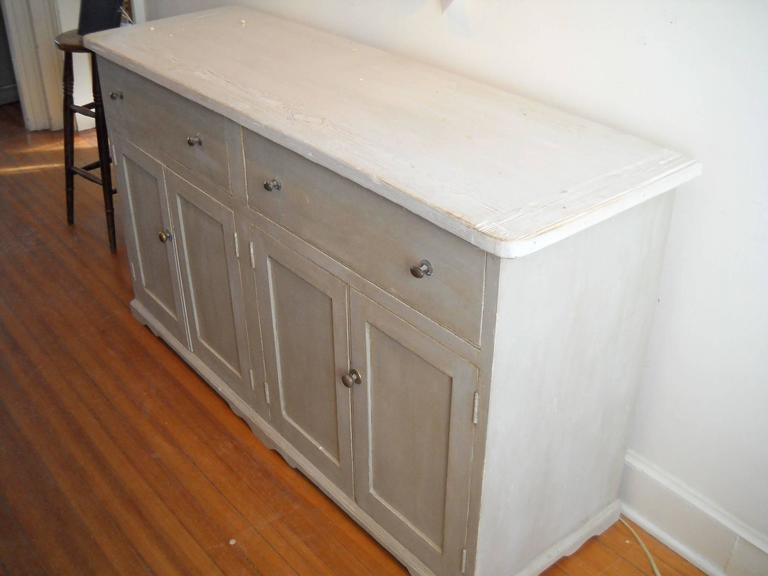 4 door two drawer dresser base For Sale 1