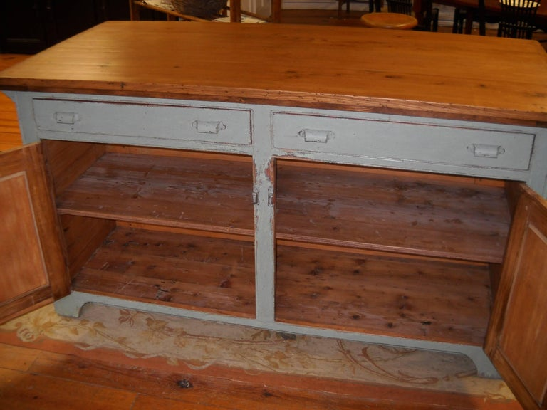 Store Counter Designer by Quebec Architect In Excellent Condition For Sale In Sheffield, MA