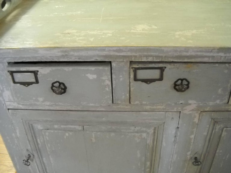 French Restaurant Store Counter from the South of France For Sale