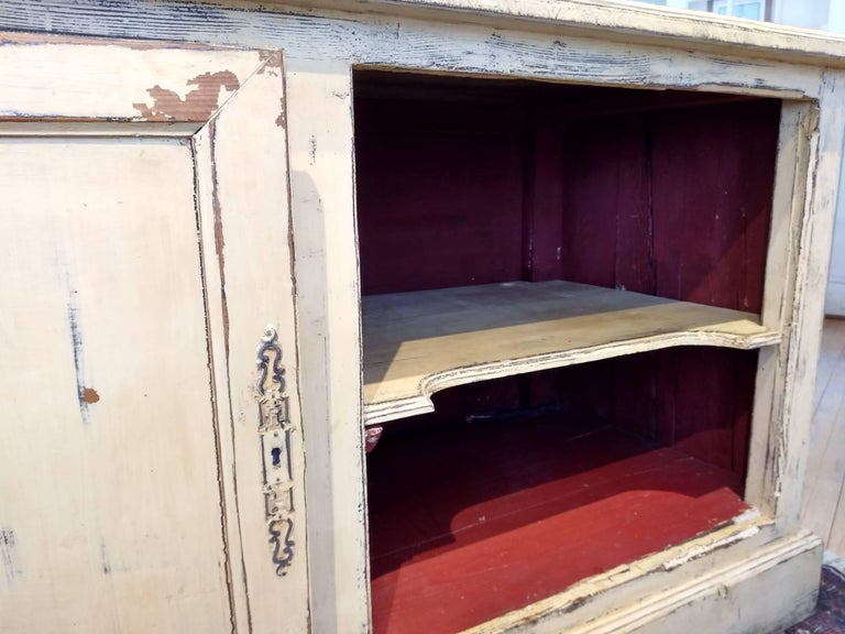 French Zinc Top Bakery Store Counter For Sale 1