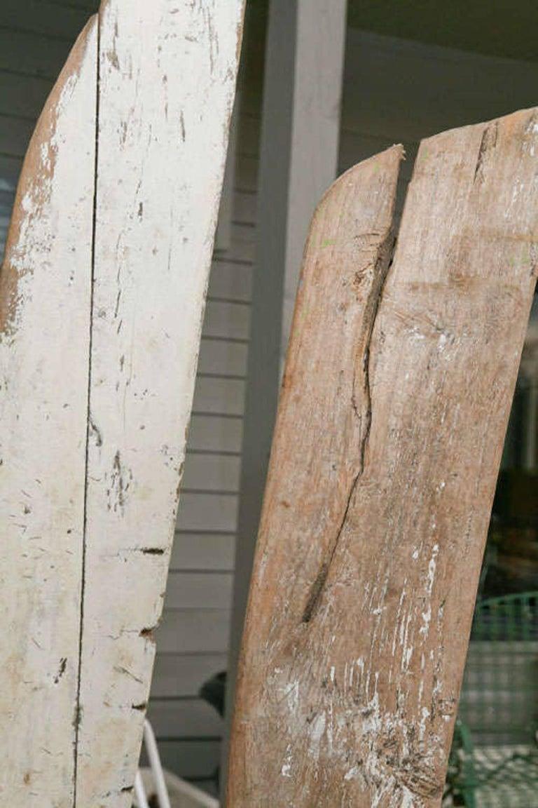 Primitive Nautical Wood Sculptures For Sale 1