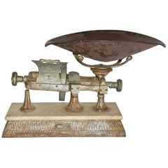 "Antique ""Micrometer"" Scale"