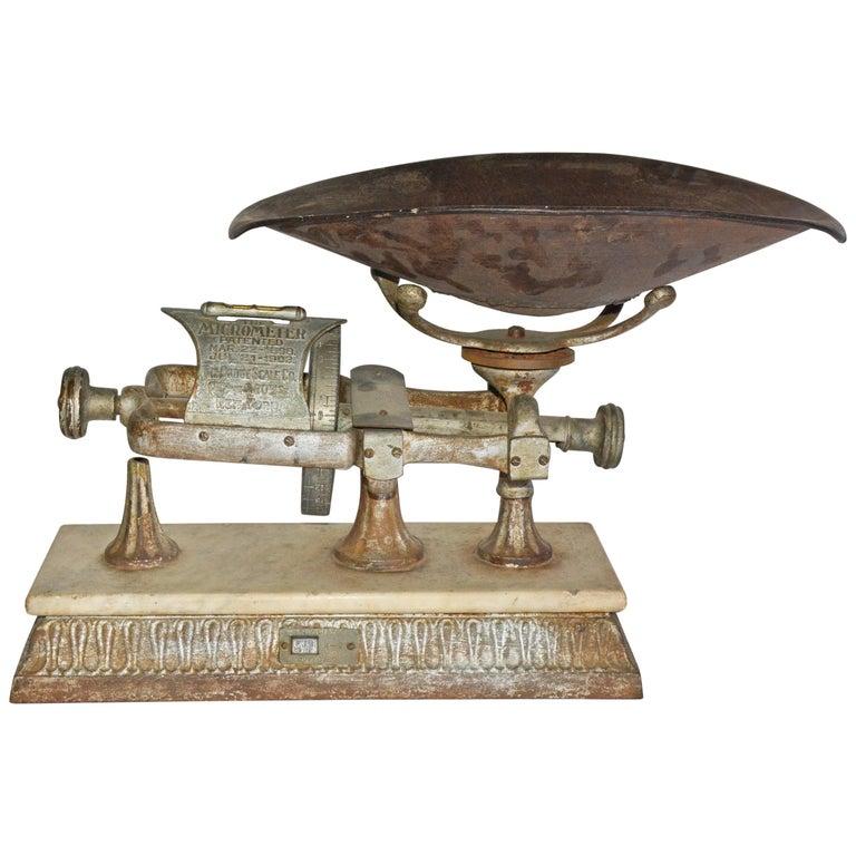 "Antique ""Micrometer"" Scale"