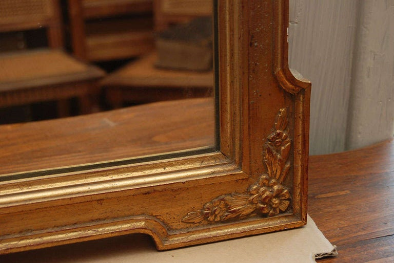 Neoclassical Pier Mirror For Sale 1
