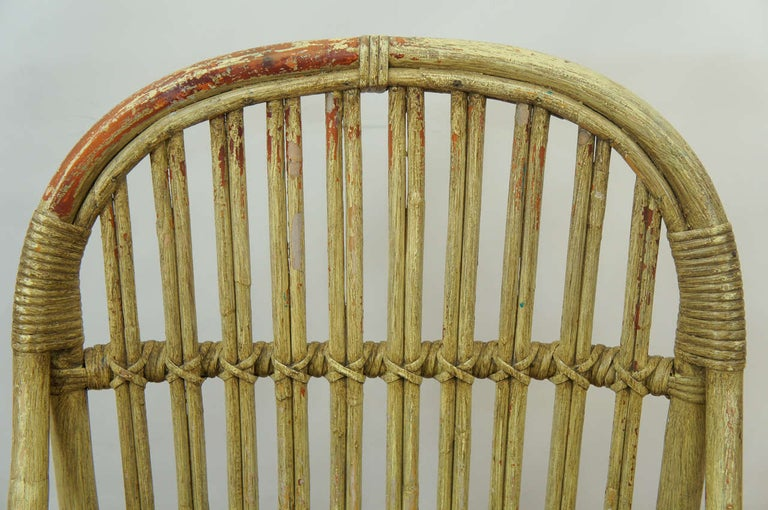 Bentwood Bamboo Chairs For Sale 1