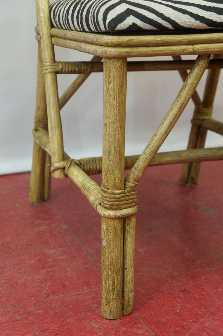 Bentwood Bamboo Chairs For Sale 3