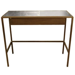 Custom Metal Vanity or Desk by BH&A