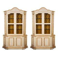 Venetian Style Cabinets by Baker, Sold Singly