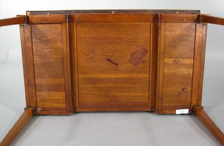 20th Century Directoire Style Small Bureau Plat For Sale
