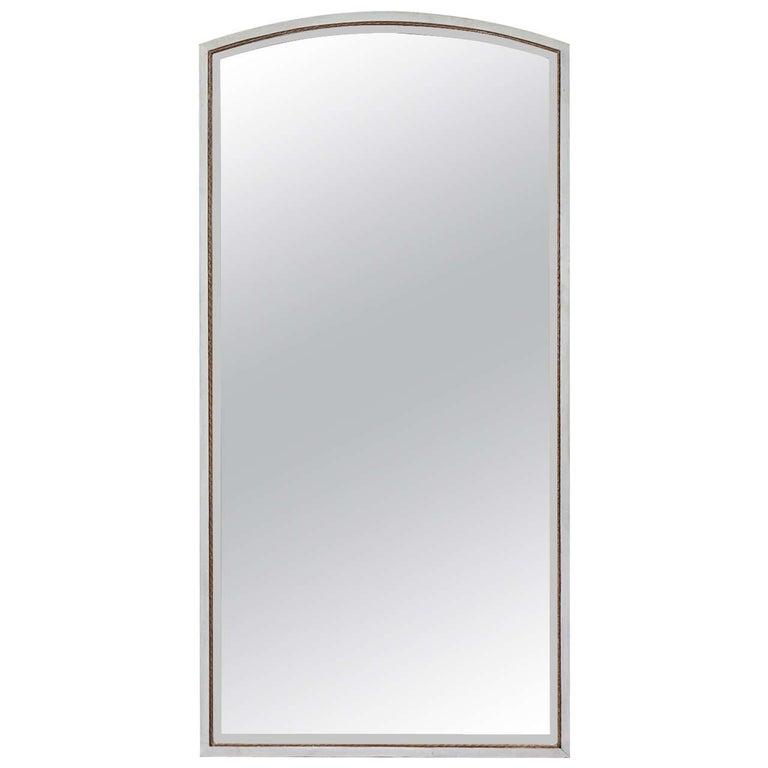 Painted Mahogany Pier Mirror