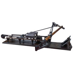 Antique Rowing Machine a la Boys in the Boat
