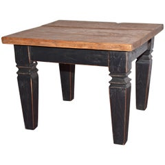 Rustic Wood End or Coffee Table