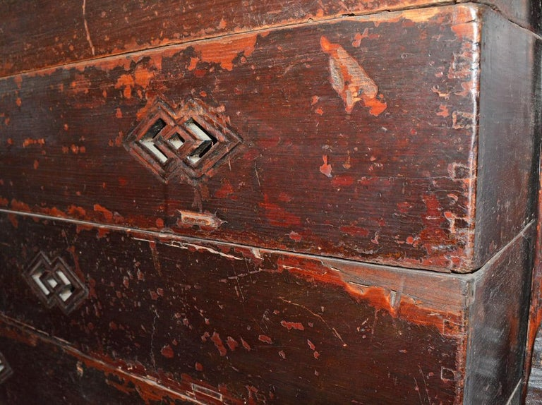 19th Century Chinese Carriage Box For Sale