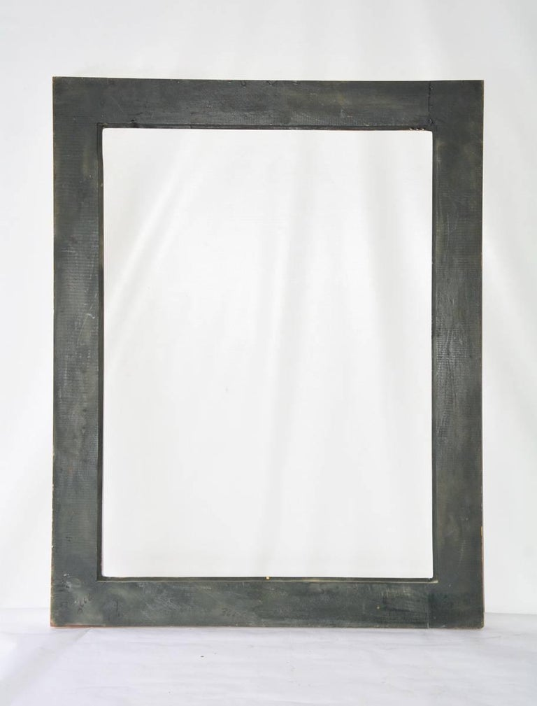 Neoclassical Style Mirror or Picture Frame In Good Condition For Sale In Great Barrington, MA