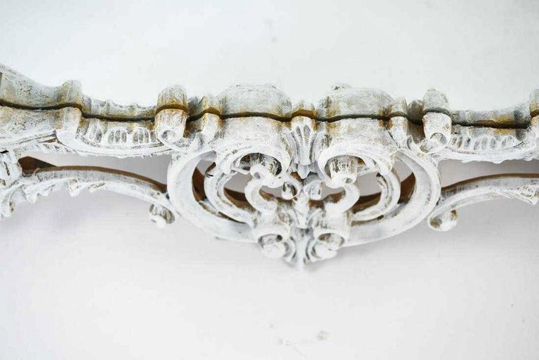 Vintage Chinese Chippendale Style Mirrors, Sold Singly For Sale 5