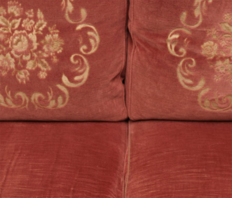 Louis XV Style Provincial Sofa For Sale 3