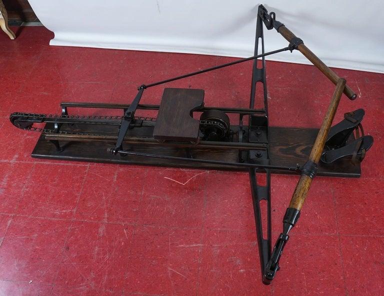 century 2 rowing machine