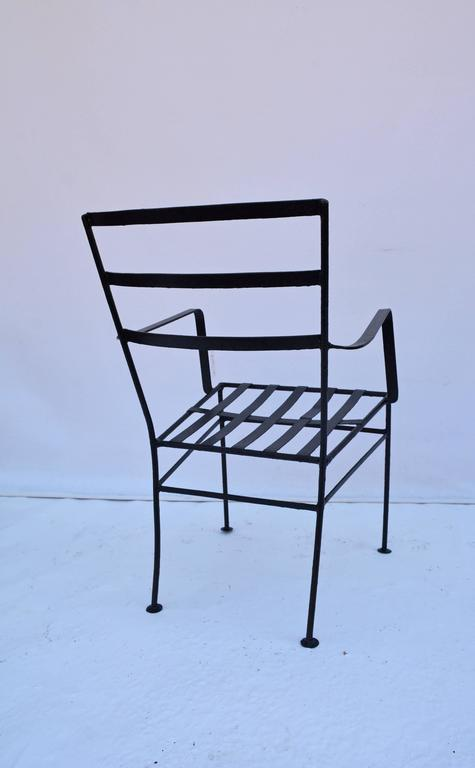 American Pair of Vintage Terrace or Patio Lounge Chairs For Sale