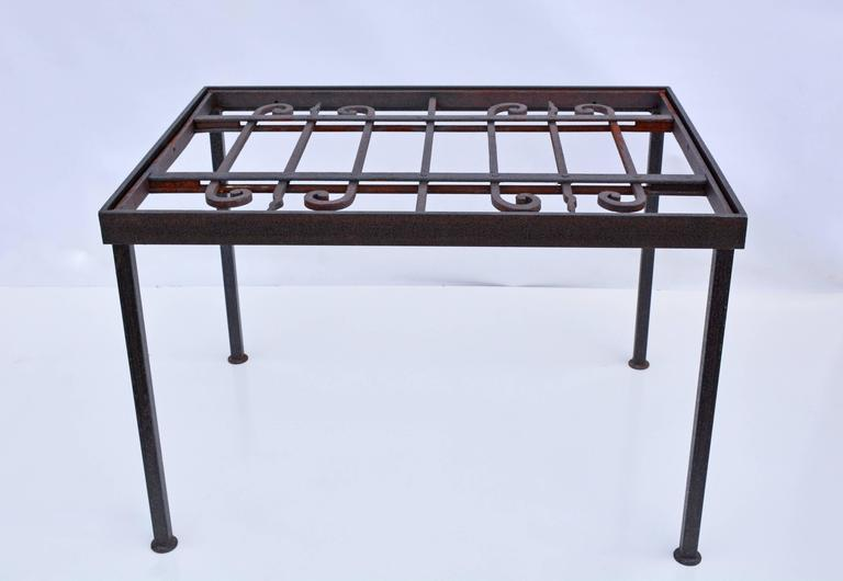 Antique Cast Iron Garden Table For Sale At 1stdibs