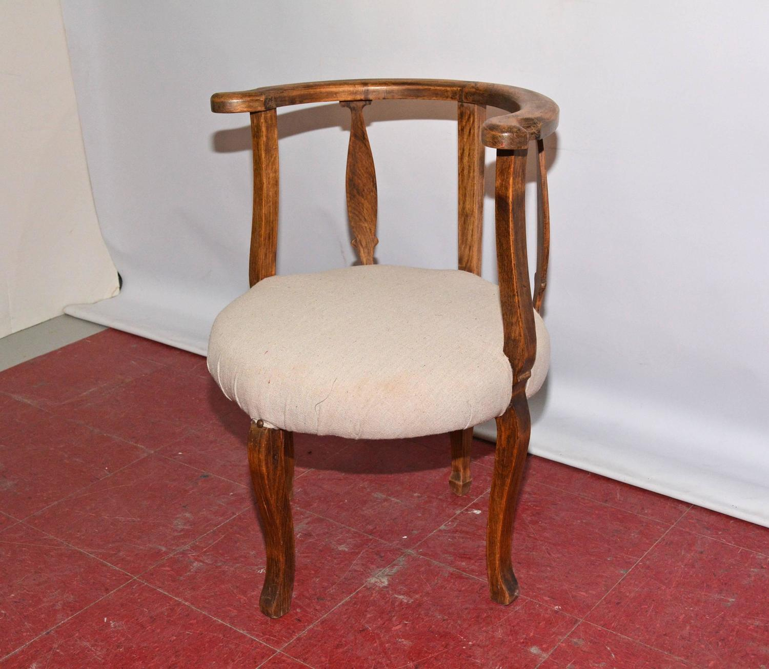 antique country desk or corner chair at 1stdibs
