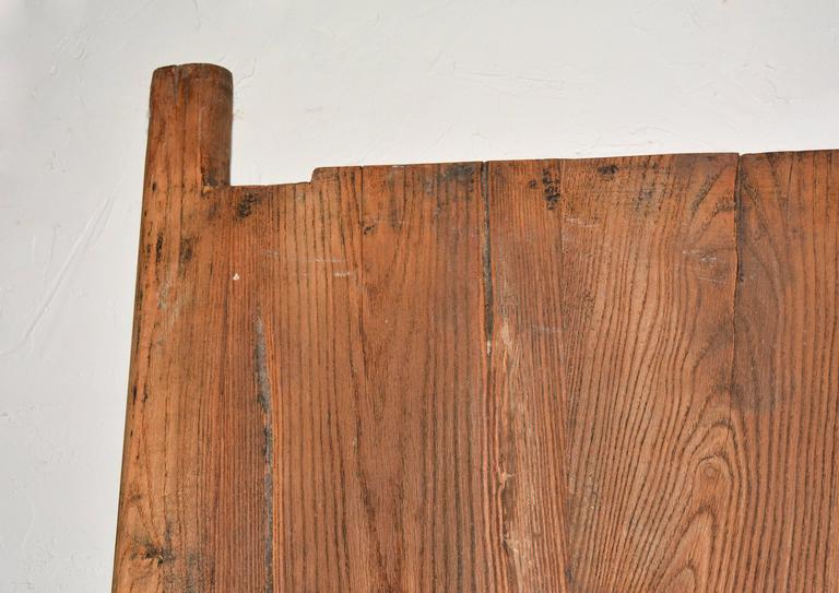 Pair Of Rustic Antique Wood Doors